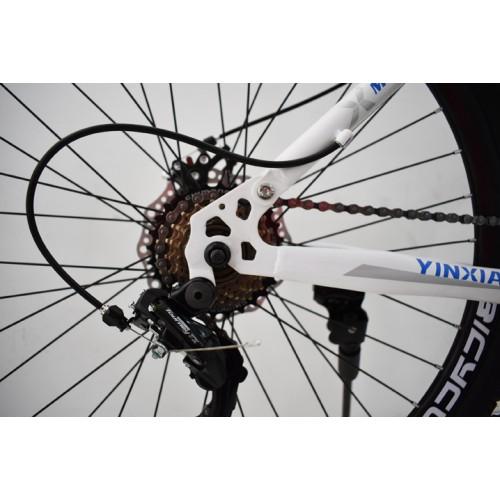ΕΚΘΕΣΙΑΚΟ ΠΡΟΙΟΝ Ποδήλατο Mountain 26 ίντσες σε Λευκό 8004 -26