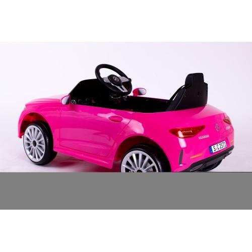 Ηλεκτροκίνητο Παιδικό Αυτοκίνητο Licensed Mercedes Benz CLS350 12v σε Ροζ χρώμα 5354CLS