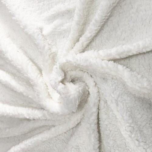 Κουβέρτα Προβατάκι δύο όψεων 220x240 Γκρι BS-201