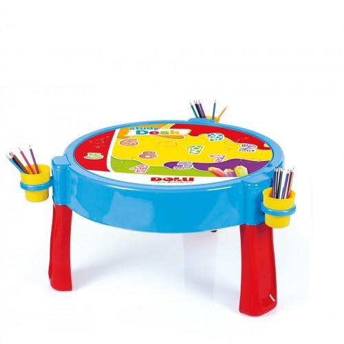 Παιδικό Τραπέζι 2 Σε 1 Με 100 Τουβλάκια 3072