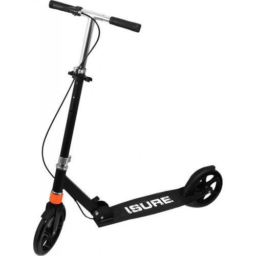 Scooter Isure Αναδιπλούμενο Μαύρο