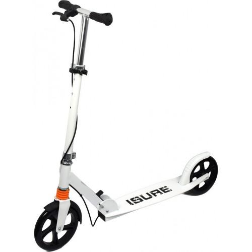 Scooter Isure Αναδιπλούμενο Λευκό