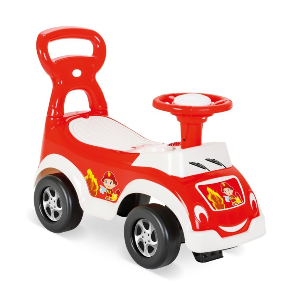 Παιδικό Ποδοκίνητο Αυτοκινητάκι Cute Car Κόκκινο Pilsan 07-825