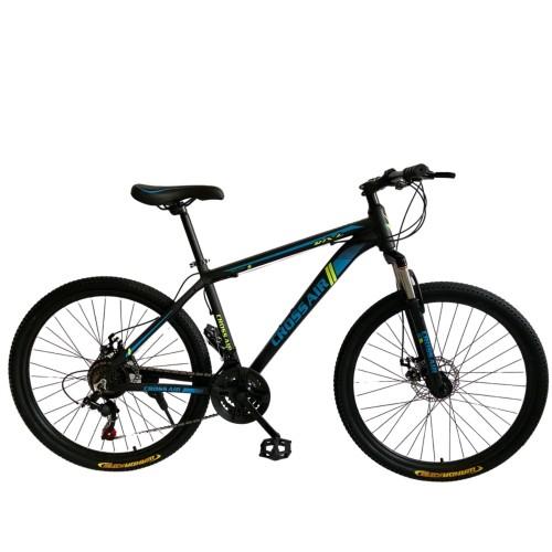 Ποδήλατο Mountain Hardtail 26″ Cross Air Μαύρο - Μπλε CS-905