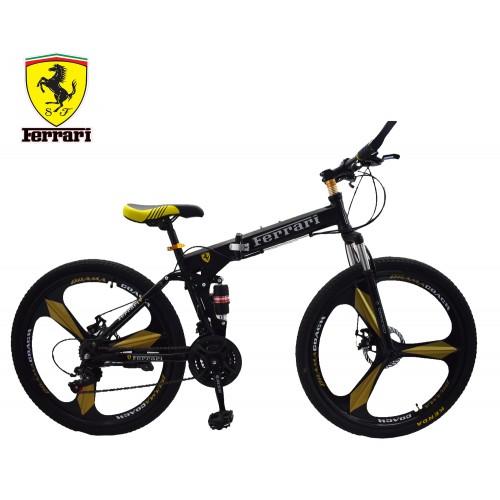 Ποδήλατο Σπαστό Lecensed ferrari 26 ίντσες FRR-26