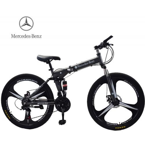 Ποδήλατο Σπαστό Lecensed Mercedes 26 ίντσες MCD-26
