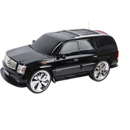 Τηλεκατευθυνόμενο Παιδικό Αυτοκίνητο Licensed Candillac με διάσταση 1/06 και φώτα σε Μαύρο CA541-BL