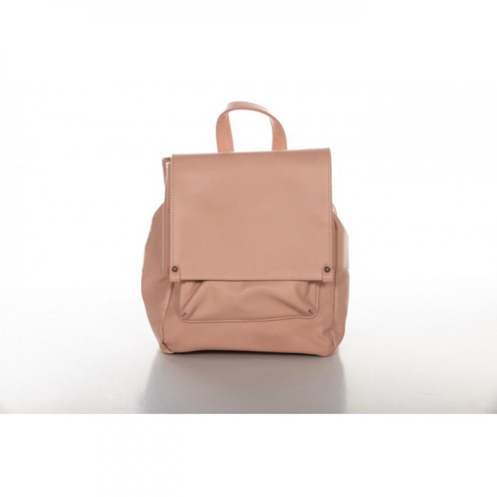 Σακίδιο Πλάτης Ροζ-Χρυσό NL19-RG