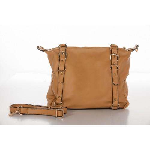 Τσάντα Χειρός Καπουτσίνο NL64-CP