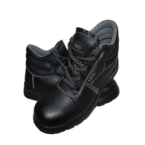 Υποδήματα Εργασίας-Ασφαλείας Μαύρο-Γκρι S1 BBG-S1